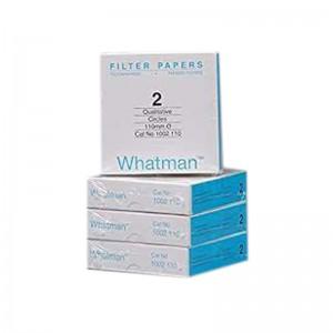 Filtro cualitativo de grado 2 de Whatman 1002-110